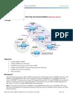 CCNPv7 ROUTE Lab7-4 IBGP-EBGP-Synchronization Instructor