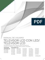 TV LG 32p