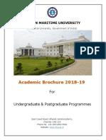 AcademicBrochure2018-19