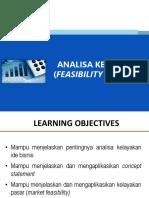 Ppt 3-Analisa Kelayakan (Feasibility Analysis)
