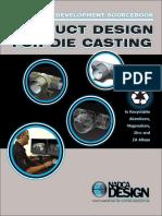 Die Casting Prod Design NADCA