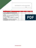 3.9 Ficha de Trabalho Grupos Constituintes Da Frase 1 Soluções