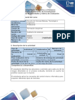 Guía de Actividades y Rubrica de Evaluación - Fase 4 - Ejecución de La Auditoria