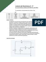 IP1 - Medición de Las Características Estáticas Del Tiristor y Del Triac