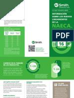 NAECA Brochure Spanish