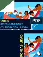 Taller Responsabilidad y Colaboracion Laboral