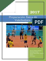 Preparación Física Específica Para Voleibolistas