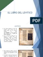 El Libro Del Levitico