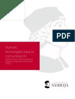 OBJETIVOS Nuevas Tecnologias Comunicacion