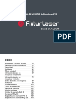 Fixturlaser EVO Manual