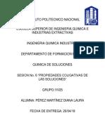 P6 Prp. Coligativas