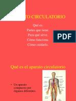 APARATO CIRCULATORIO (1).pps