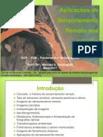 7. Aplicações do Sensoriamento Remoto nos estudos ambientais.pdf