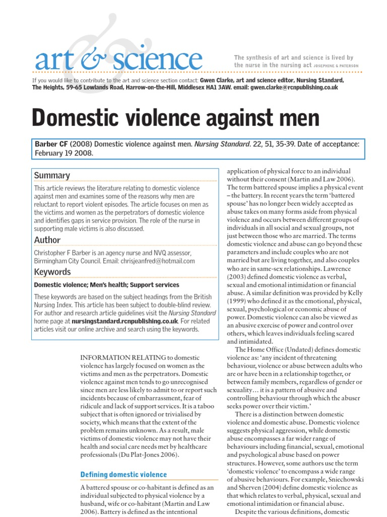 the difference between domestic violence and violence against women