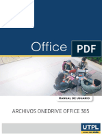 Ar Chivos One Drive Office 365