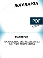 Clase 9 Electroterapia