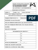Características Externas Generador de CC