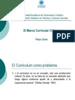 El Marco Curricular Chileno