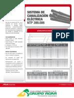 FICH. TECN. TUBOS PVC SAP  NICOLL.pdf