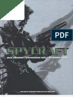 D20 - SpyCraft - Core Rulebook