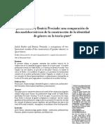 Judith Butler y Beatriz Preciado- una comparación de dos modelos teóricos de la construcción de la identidad de género en la teoría queer1.pdf