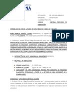 Karen Obando Chavez - Propuesta de Liquidacion