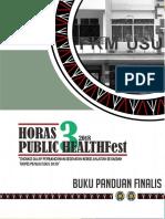 Buku Panduan Finalis LKTIN HPHF3