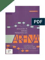 Simulación de Sistemas Productivos Con Arena (1era Ed., 2003)