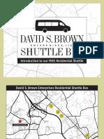Cascades Shuttle Guide