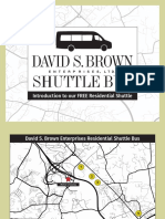 Updated Metro Shuttle Guide