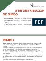 Canales de Distribución de BIMBO