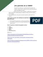 Conceptos Generales de Un SGBDR