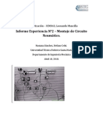 Laboratorio Exp N°2 Automatización- Montaje de circuito Neumatico