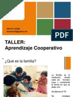 Aprendizaje Cooperativo Febrero 2017