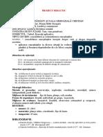 Proiect Didactic Lb.romana Inspectie 2