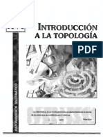 16.Introducción a La Topología