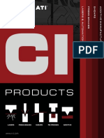 Cincinnati Products Catalog