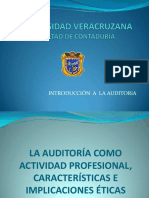 1 Laauditoracomoactividadprofesionalcaractersticaseimplicacionesticas 111213131844 Phpapp01
