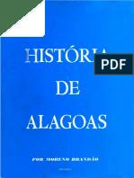Livro Historia de Alagoas