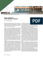 Arquitectura Hospitalaria - Anuario 2012
