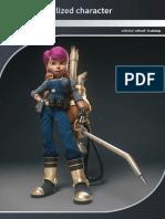 Stylized Characters eBook