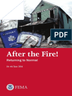 Fire Damage Information for Properties