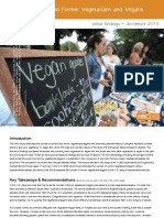 Faunalytics - Current Former Vegetarians Full Report