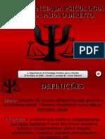A Importncia Da Psicologia Jurdica Para o Direito 1212115650801173 9
