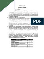 Informe AA1 Proceso de Compras