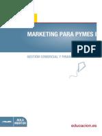 Plan Marketing Pymes