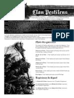 BANDE Clan Pestilens