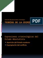 Expresiones Criminológicas