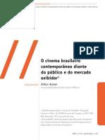 O cinema brasileiro contemporâneo diante do público e do mercado exibidor AUTRAN