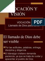 1 Vocación y Visión